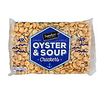 Signature SELECT Crackers Oyster & Soup - 9 Oz