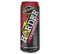 Mikes Harder Beverage Cool Harder Refreshing Lemonade Cranberry Can - 23.5 Fl. Oz.