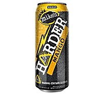 Mikes Harder Mango Lemonade In Cans - 23.5 Fl. Oz.