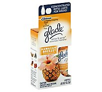 Glade Sense & Spray Automatic Freshener Refill Hawaiian Breeze - 0.43 Oz