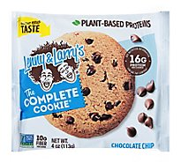 Lenny & Larrys The Complete Cookie Chocolate Chip - 4 Oz