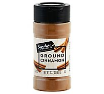 Signature SELECT Cinnamon Ground - 2.37 Oz