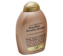 OGX Brazillian Keratin Therapy Defrizzant Conditioner - 13 Fl. Oz.