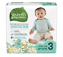 Seven Generation Diapers Stage 3 - 31 Count