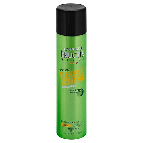Garnier Fructis Style Hairspray Flexible Control 24H Hold Strong Hold 2 - 8.25 Oz