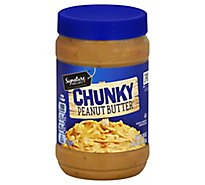 Signature SELECT Peanut Butter Chunky - 40 Oz