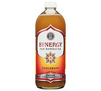 Gts Enlightened Kombucha Gingerade - 48 Fl. Oz.