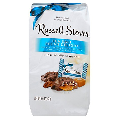 Russell Stover Dark Chocolate Coconut - 6 Oz