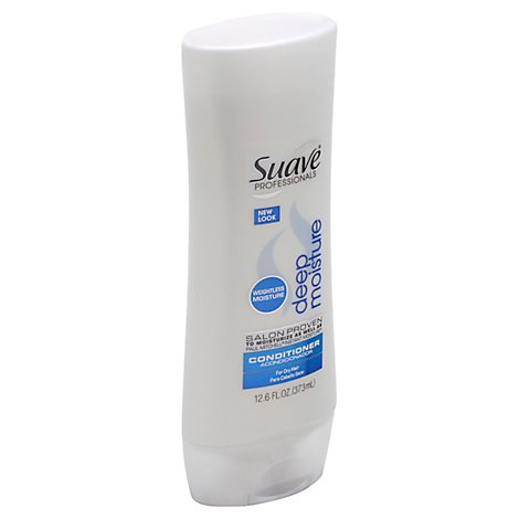 Suave Professionals Conditioner Deep Moisture - 12.6 Fl. Oz.