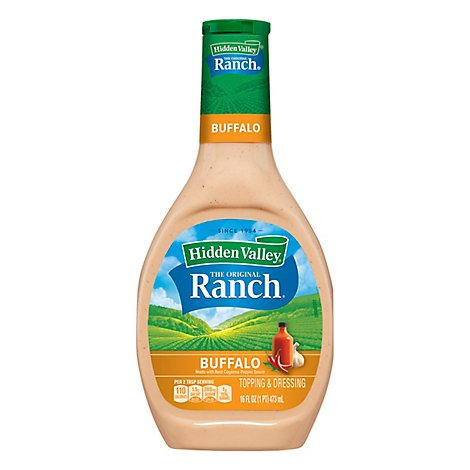 Hidden Valley The Original Ranch Dressing Buffalo - 16 Fl. Oz.