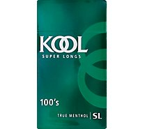 KOOL Cigarettes Box 100s FSC - Pack