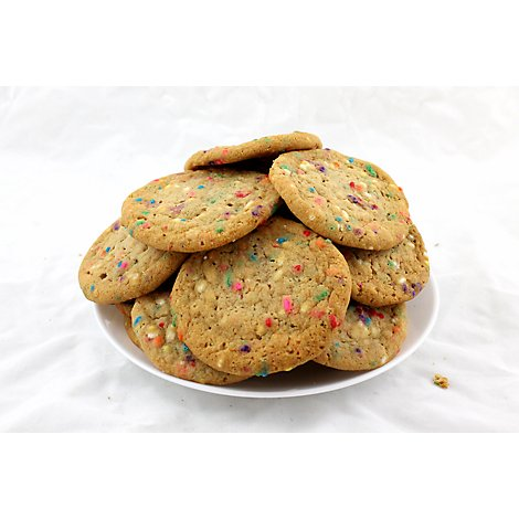 Bakery Cookies Confetti 40 Count - Each