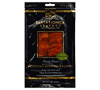Santa Monica Seafood Scottish Smoked Salmon Gravadlax - 4 Oz
