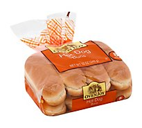 Ovenjoy Hot Dog Buns - 12 Oz