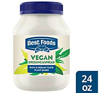 Best Foods Dressing & Sandwich Spread Vegan - 24 Oz