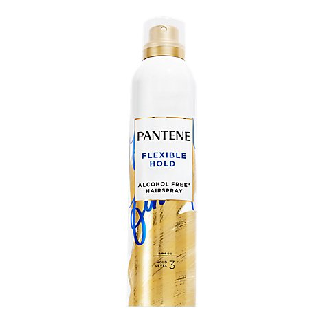 Pantene Pro V Level 3 Airspray Hairspray Alchol Free Brushable Flexible Control - 7 Oz