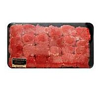 Meat Counter Beef USDA Choice For Stew Tenderized Value Pack - 1.50 LB