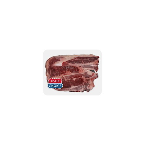 Meat Counter Beef USDA Choice Chuck Blade Steak Thin Value Pack - 1.50 LB