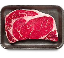 Meat Counter Beef USDA Choice Steak Ribeye Boneless Thin - 1.50 LB