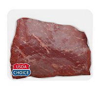 Meat Counter Beef USDA Choice Brisket Boneless Untrimmed Whole - 17.00 LB