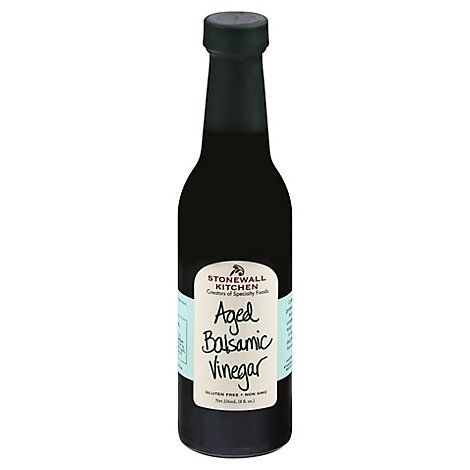 Stonewall Kitchen Vinegar Aged Balsamic - 8 Fl. Oz.
