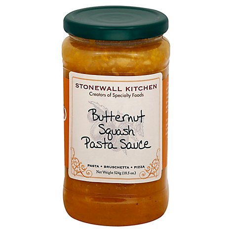 Stonewall Kitchen Sauce Butternut Squash Jar - 18.5 Oz