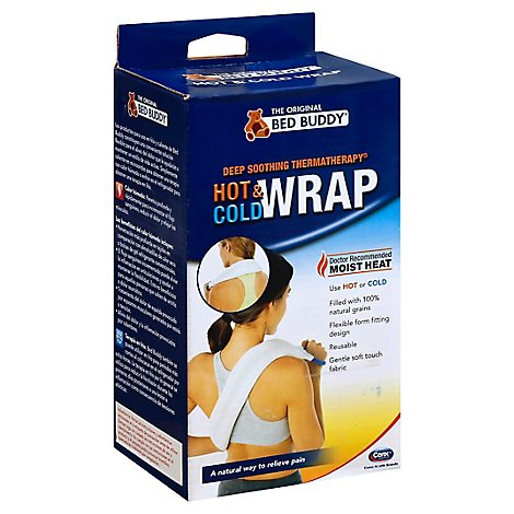 Bed Buddy Wrap Hot & Cold - Each
