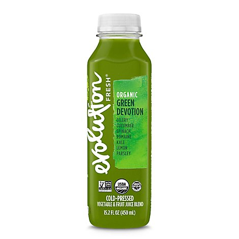 Evolution Greens Kale Organic - 15.2 Fl. Oz.