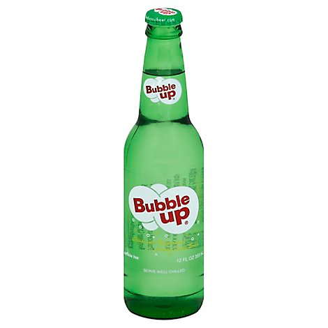 Bubble Up Soda Lemon Lime - 12 Fl. Oz.