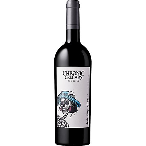 Chronic Cellars Sofa King Bueno Red Wine - 750 Ml