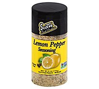 Lemon Pepper Seasoning - 6 Oz