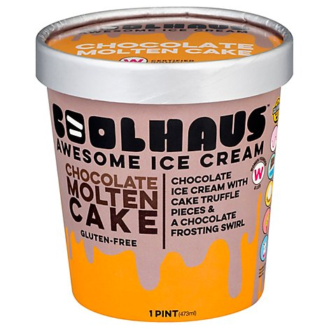 Coolhaus Ice Crm Choc Molten Cake - 16 Oz