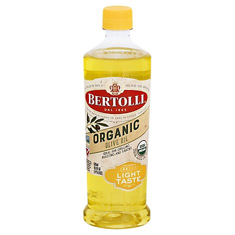 Bertolli Organic Olive Oil Pure Bottle - 17 Fl. Oz.
