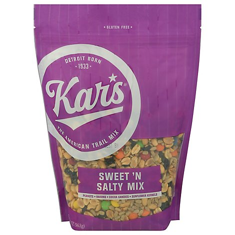 Kars Sweet n Salty Mix - 34 Oz