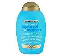 OGX Conditioner Argan Oil Of Morocco Hydrate & Repair Extra Strength - 13 Fl. Oz.