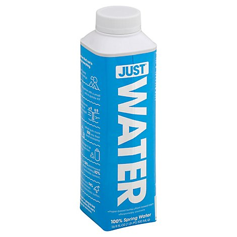 Just Water Spring Water - 500 Ml