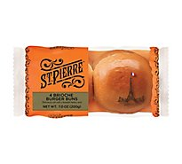 Fresh Baked Brioche Burger Buns - 4 Count