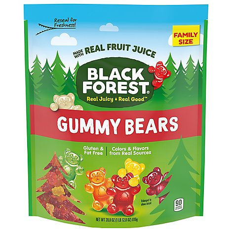 Black Forest Gummy Bears - 28.8 Oz