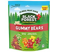 Black Forest Gummy Bears With Real Fruit Juice - 28.8 Oz