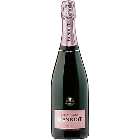 Henriot Rose Brut Magnum Wine - 1.5 Liter