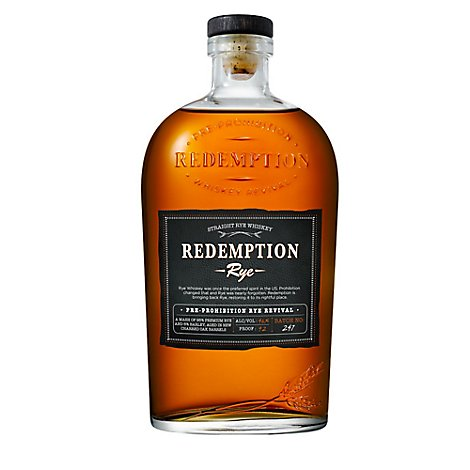 Redemption Whiskey Rye - 750 Ml