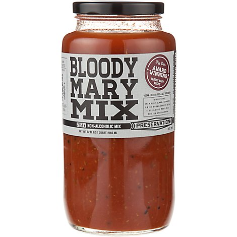 Preservation Bloody Mary Mix - 32 Fl. Oz.