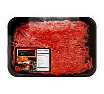 Meat Counter Beef Ground Beef 80% Lean 20% Fat Mega Pack - 5.50 LB