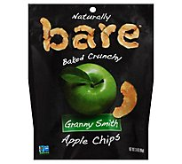 Bare Foods Granny Smith Apple Chips - 3.4 Oz