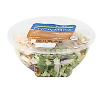 Signature Farms Salad Bowl Chopped Asian Style - 6.5 Oz