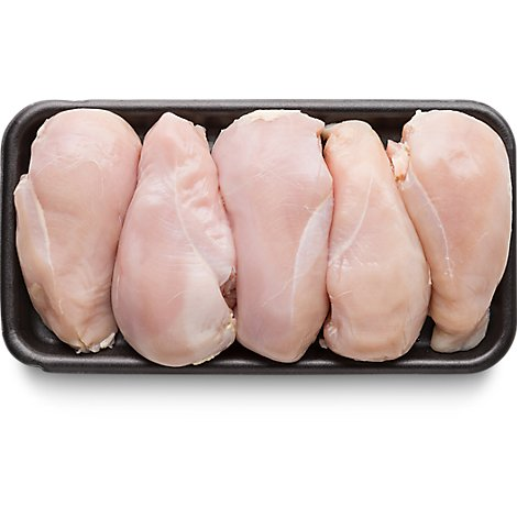 Meat Counter Chicken Breast Boneless Skinless Family Pack - 4.00 LB