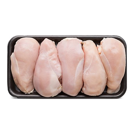 Meat Counter Chicken Breast Boneless Skinless Hand Trimmed Family Pack - 2.00 LB