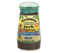 Walkerwood Mild Jerk - 10 Oz