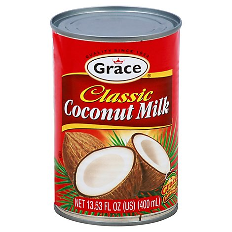 Grace Coconut Milk - 14 Fl. Oz.