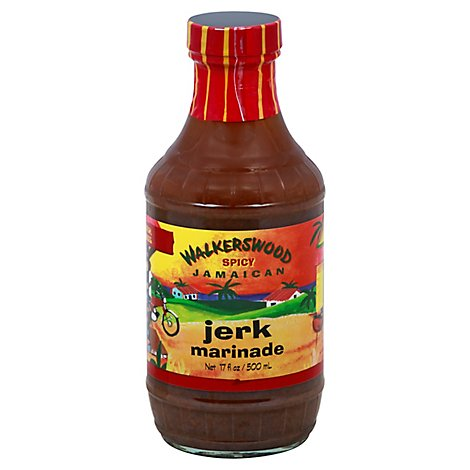 Walkerwood Jerk Spicy Mar - 17 Oz